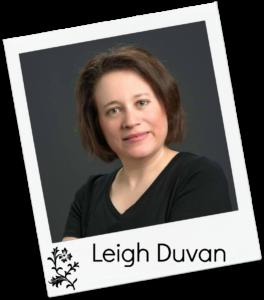 Leigh Duvan